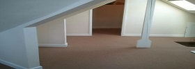 Fitted Carpet in room