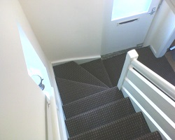 Bespoke fitted Stairs