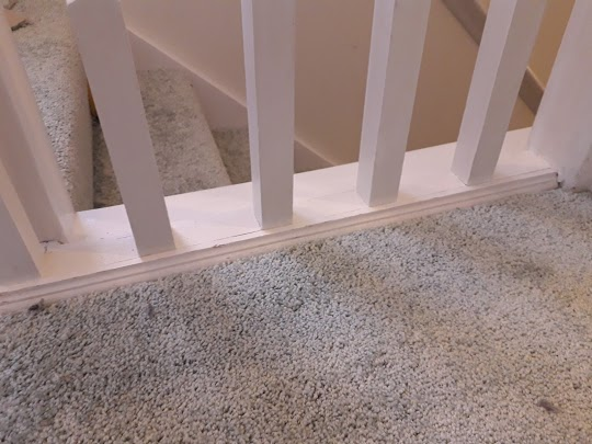 A new carpet always finishes an area off. A lick of paint and a new fluffy floor does wonders for you this time of year ;). You Buy – We Fit…
